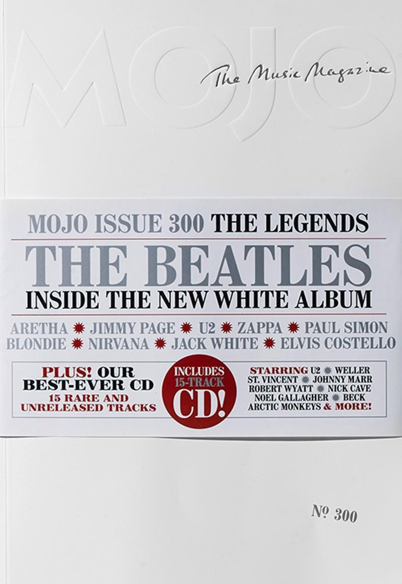Mojo, November 2018, #300 on Magpile