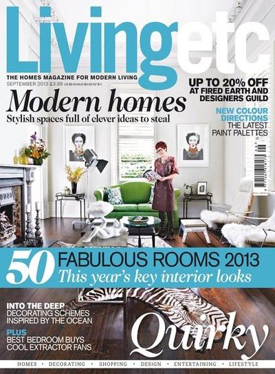 Livingetc magazine on Magpile