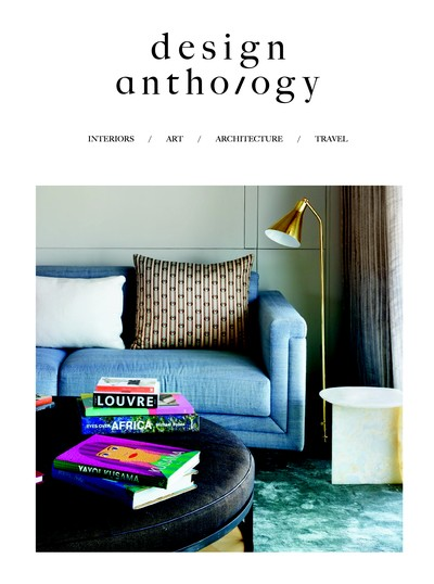 Design anthology magazine on magpile