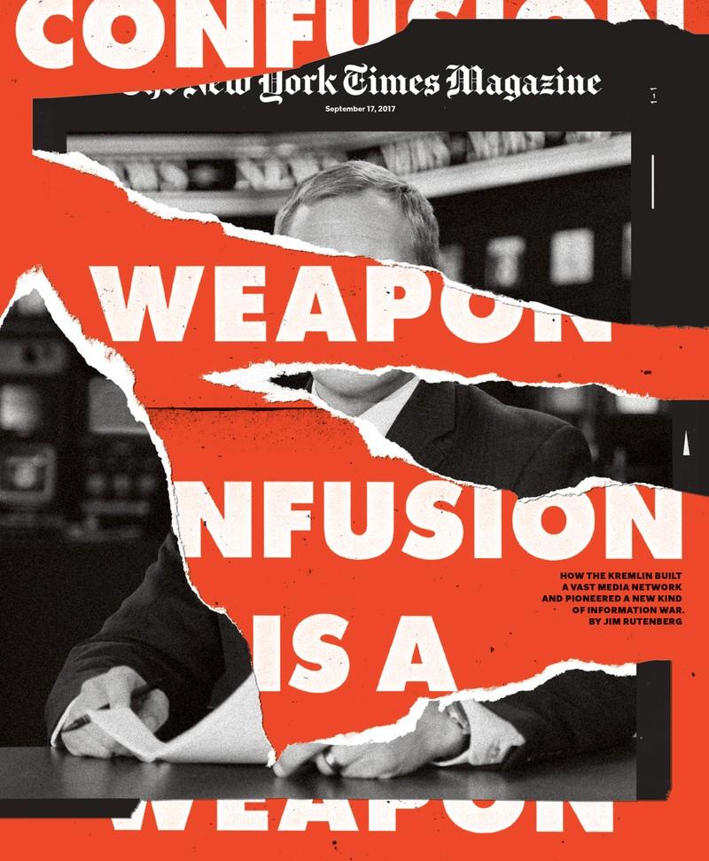 The New York Times Magazine 17 September 2017 On Magpile
