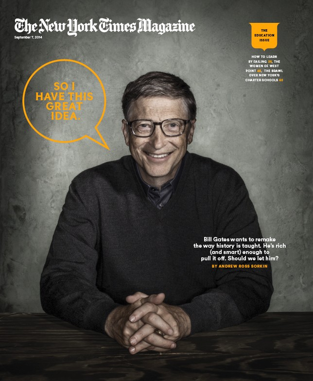 Bill Gates Sources for your Essay