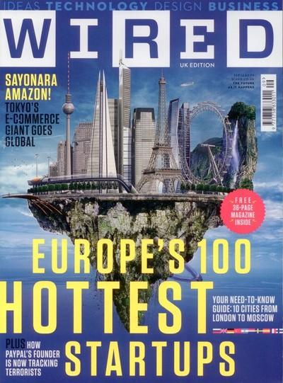 Wired (UK) magazine on Magpile