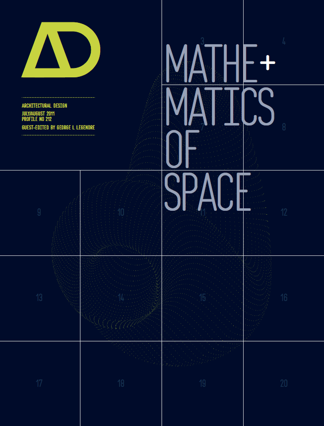 Ad Architectural Design July August 2011 212 On Magpile