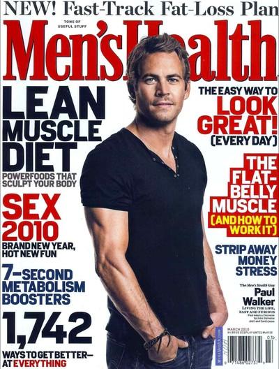 Men's Health Magazine On Magpile