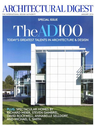 Architectural Digest Magazine On Magpile
