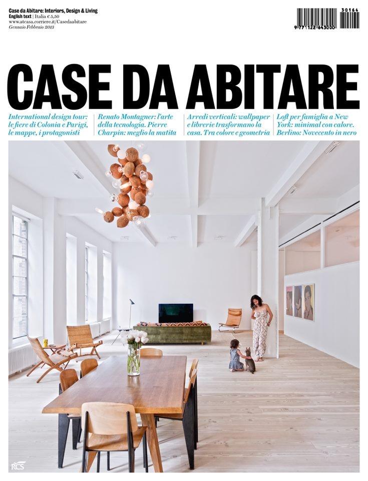 Case da abitare january 2013 164 on magpile for Case realizzate da architetti