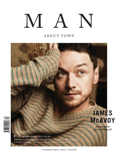 A man about town magazine