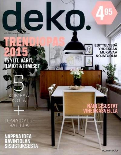 Deko Magazine deko magazine on magpile