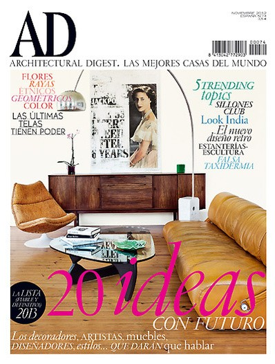 Ad Architectural Digest Espa A Magazine On Magpile