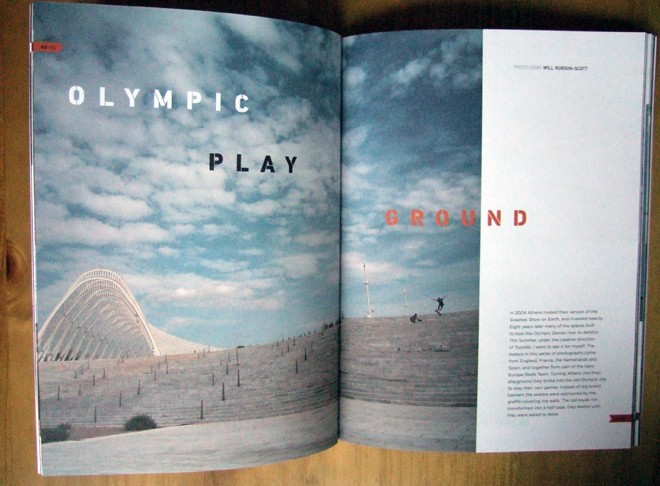 Boat Magazine - Olympic Playground