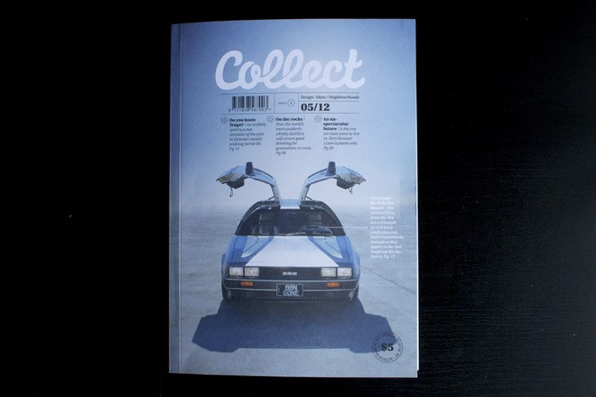 Collect cover